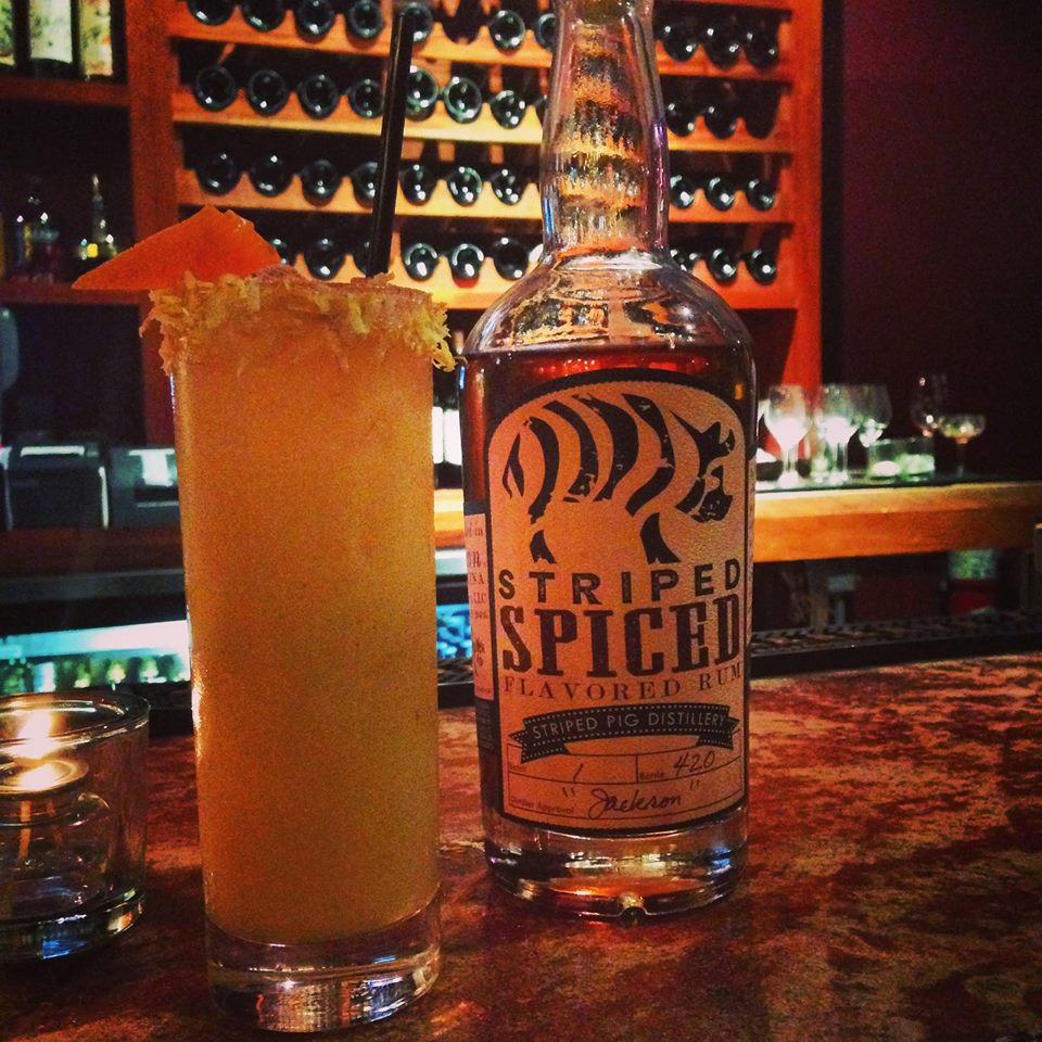 Striped Pig Distillery Cocktail